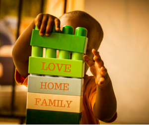 The building blocksto a family